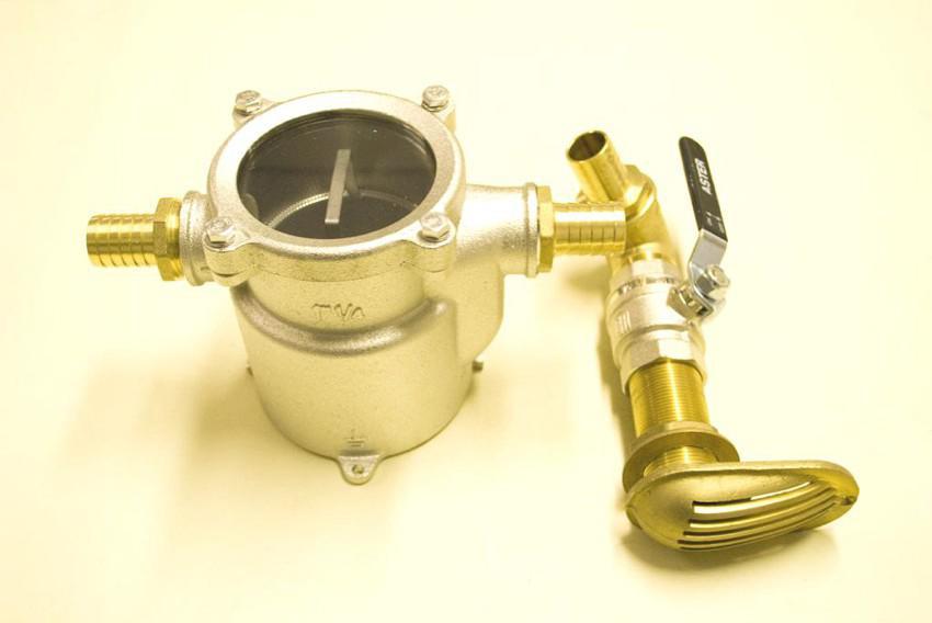 filtro acqua tipo nuovo (kit)