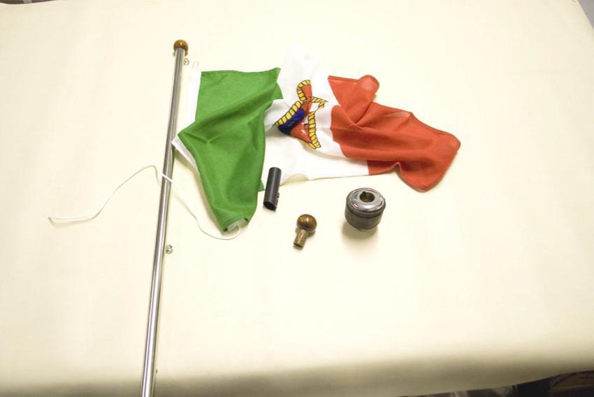 asta bandiera