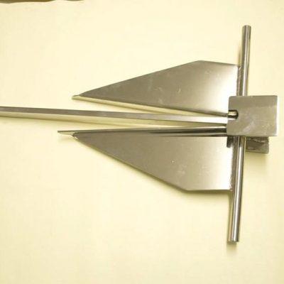 ancora acciaio (modelli vari)