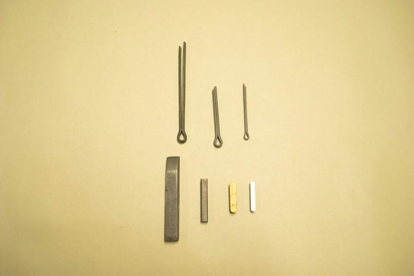chiavette asse elica (misure varie)