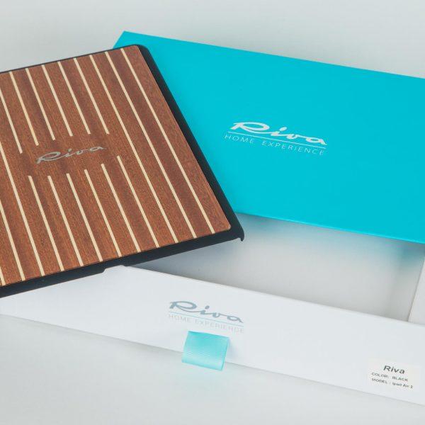Riva iPad Air 2 Cover Nera