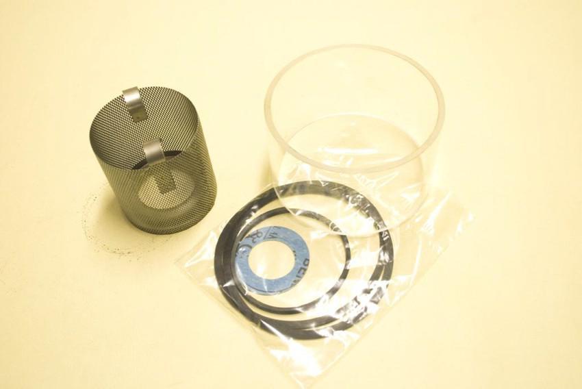 filtro acqua - ricambi vari