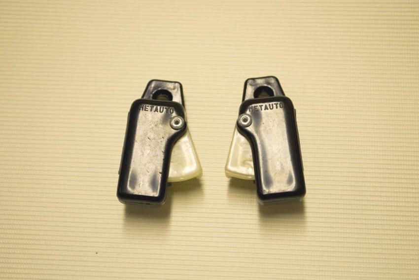 meccanismo apertura cristalli