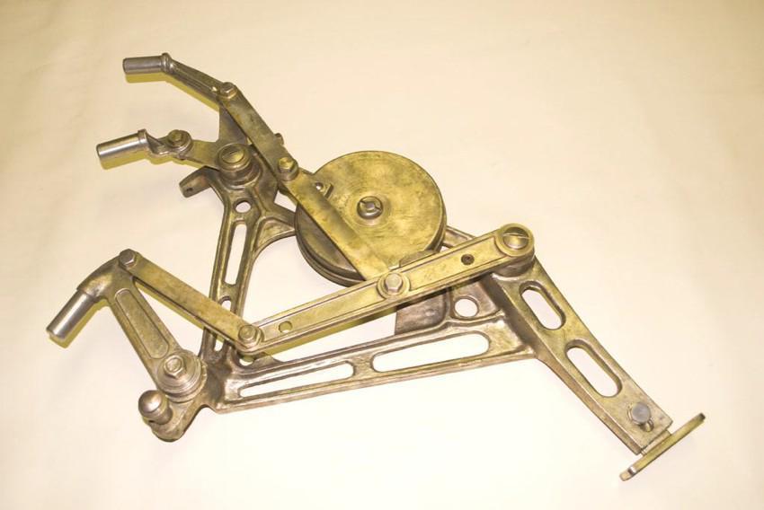 meccanismo capotte aquarama