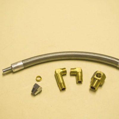 tubo flessibile olio - misure varie