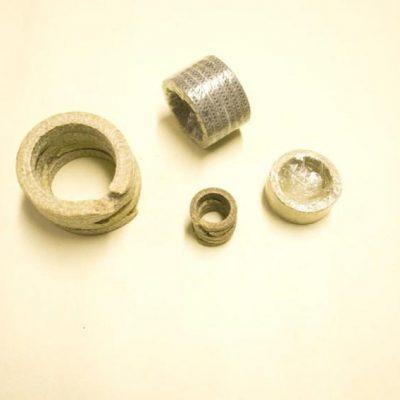 anelli treccia asse elica e timone (misure varie)