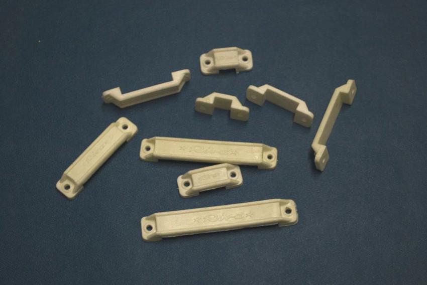 cavallotti plastica impianto elettrico (misure varie)