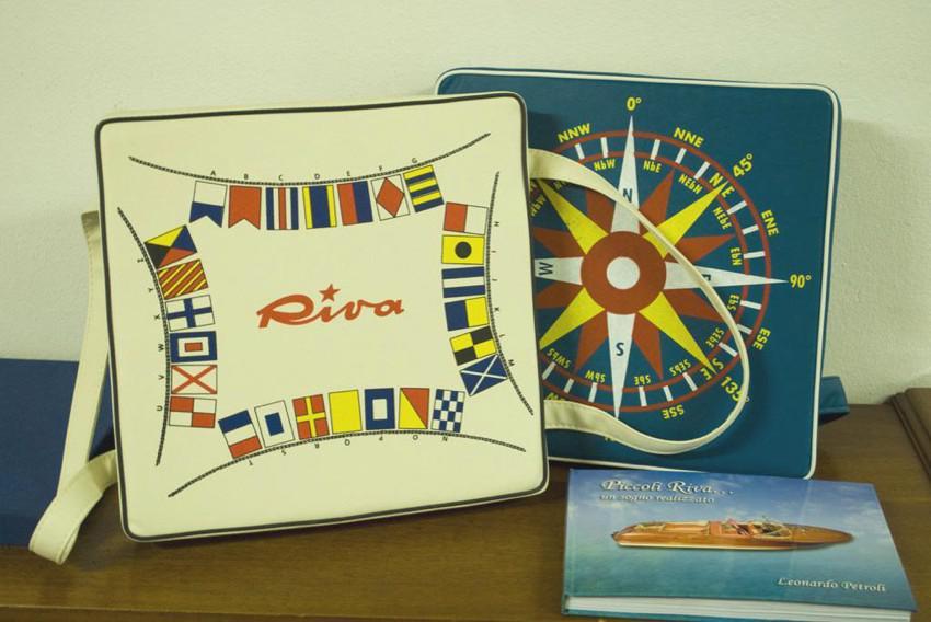 cuscini salvagente Riva (colori vari)